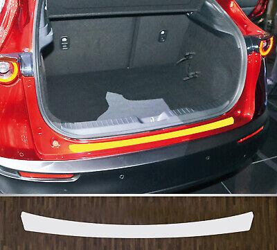 Lackschutzfolie Ladekantenschutz transparent Mazda CX30 ab 2019