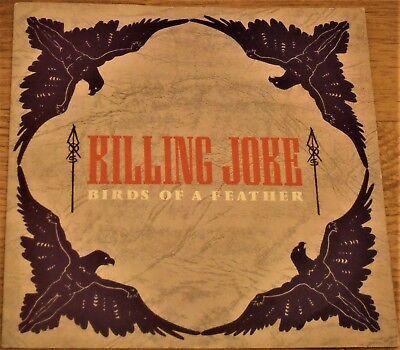 "KILLING JOKE - Birds Of A Feather - Original 1982 7"" single - Great Condition!"