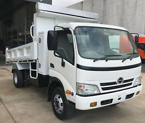 2008 Hino 300 Tipper Derrimut Brimbank Area Preview