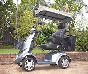 Heartway Aviator S8 Mobility Scooter Good Condition EXTRAS LOW KM Gosford Gosford Area Preview