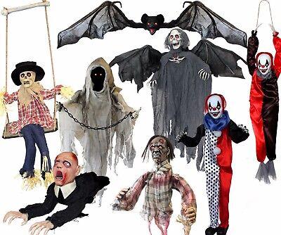 Il Animiert Halloween Dekoration Wandbehang Requisite Scary Klingen - Animierte Halloween Dekoration