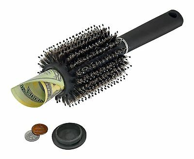 Secret Safe - WYZworks Real Hair Brush Money Jewelry Hider Safe Hidden Stash Secret Box