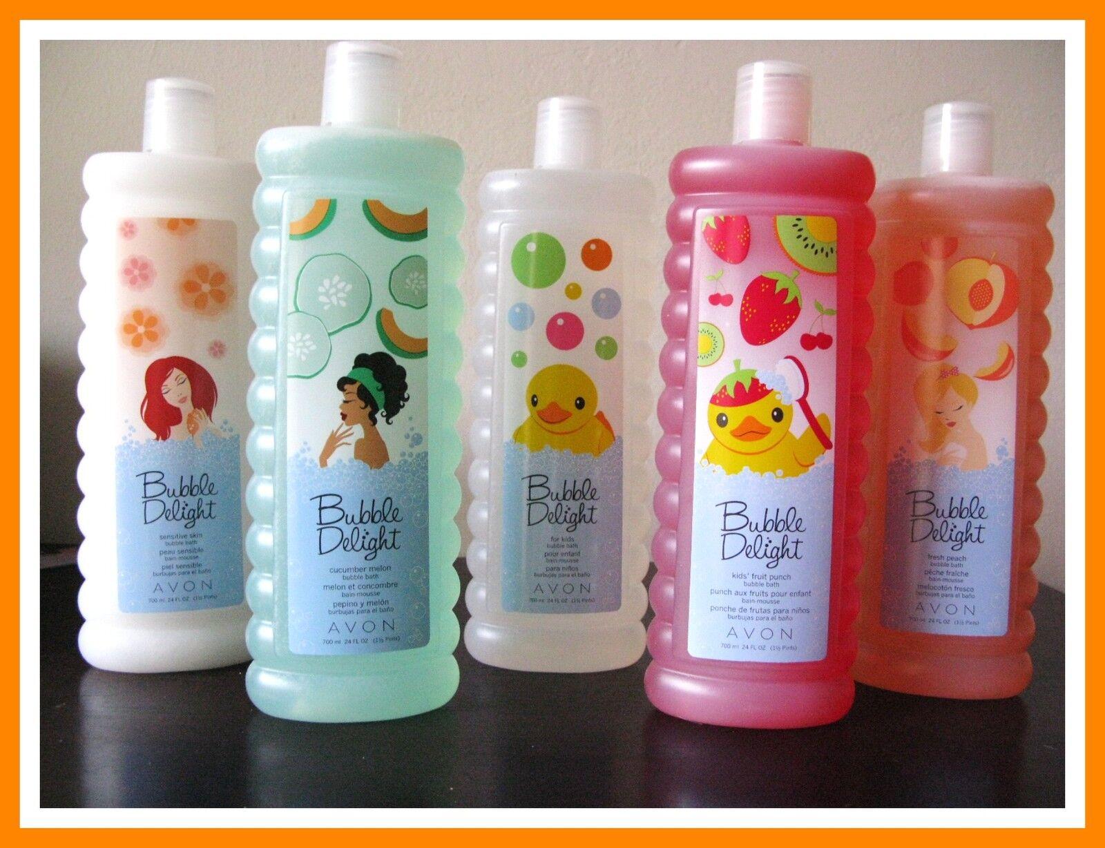 Lot Of 10 Avon Bubble Bath 24 Fl.oz Mix Any
