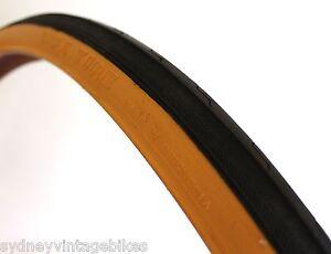 27 x1 1/14 Inch Gumwall Bicycle Tires Gum Wall Tyre Retro Mens Ladies Road Bikes