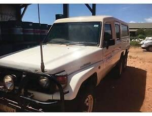 2001 Toyota LandCruiser Ute Minyirr Broome City Preview