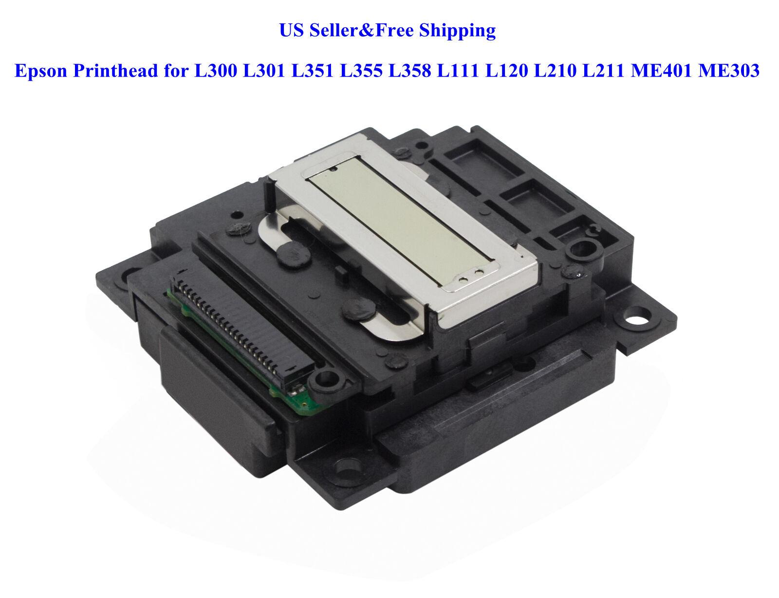 Epson Printhead For L300 L301 L351 L355 L358 L111 L120 L2...