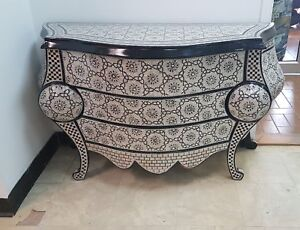 Commode marocaine Morrocan chest