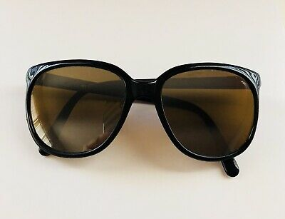 Vintage Made in JAPAN Glass Lenses Nylon Frame Sunglasses For Small (Sunglasses For Small Framed Faces)