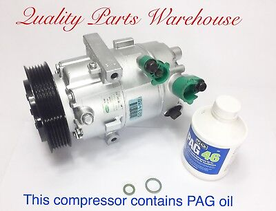 REMAN AC COMPRESSOR Fits 2013-2016 Hyundai Elantra W/ 1 year Warranty