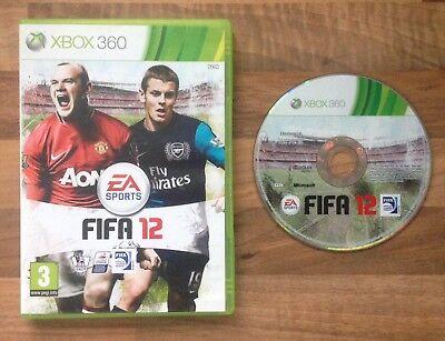 Usado, FIFA 12 XBOX 360 Game (Soccer) FEDERATION OF INTERNATIONAL FOOTBALL ASSOCIATION comprar usado  Enviando para Brazil