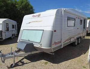 "2001 ROADSTAR 20'4"" VOYAGER CARAVAN Evanston Gawler Area Preview"