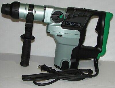 Hitachi Dh38ms Sds Max Rotary Demolition Hammer Drill Brand New.