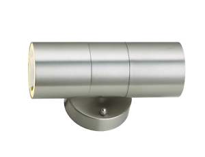 Stainless Steel (Grade 304) Outdoor Up and Down Wall Light