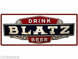 Vintage-Blatz-Beer-Neon-Sign-Advertising-Refrigerator-Tool ...