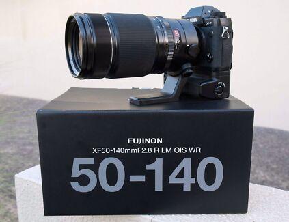 Wanted Fujifilm Fujinon 50-140 2.8 Lens Montmorency Banyule Area Preview