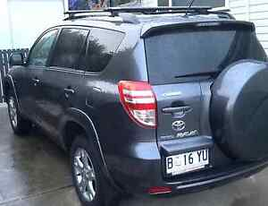2011 Toyota Rav4 Cruiser SUV Rosny Clarence Area Preview
