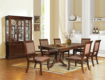 Acme Furniture Mahavira 7 Piece Dining Room Set