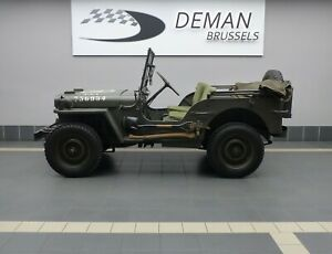 Jeep Ford GPW 1942