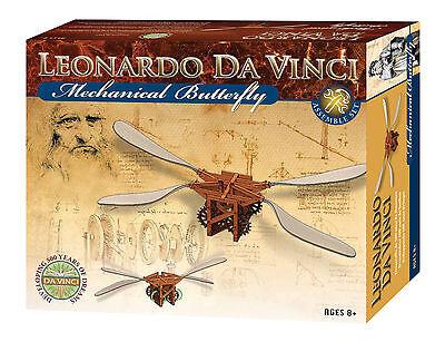 Leonardo da Vinci Mechanische Libelle Bausatz Ausstellungsstück