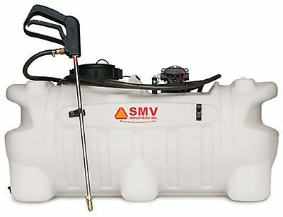Smv Industries 25SW202HLB2G0N Deluxe Spot Sprayer, 25 gallon 187184