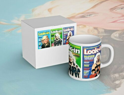 Stunning BLONDIE Look-In Mug - New in picture Box - Free P+P