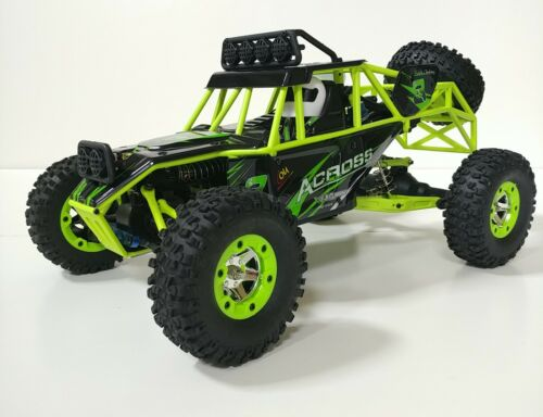 WLtoys 12428 rock crawler/racer. 4wd.  2.4ghz.  USA dealer.