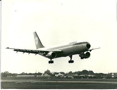 Photograph, Lufthansa Airbus A300, D-AIAC