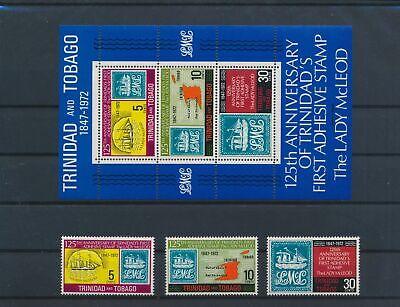 LO11790 Trinidad & Tobago stamp anniversary fine lot MNH