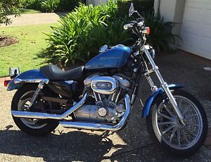 Harley Sportster Screaming Eagle exhaust kit Runaway Bay Gold Coast North Preview