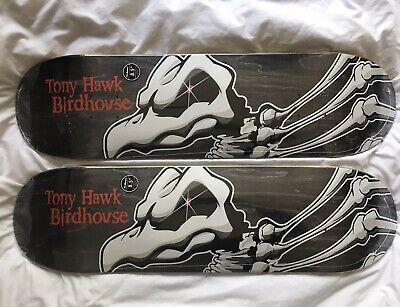 BIRDHOUSE TONY HAWK FALCON 8.5 SKATEBOARD DECK REISSUE THPS