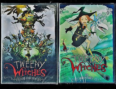 Tweeny Witches   Complete Tv Series   Ova Collection   Brand New 8 Dvd Anime Set