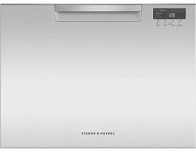 "FISHER & PAYKEL DishDrawer Series 24"" W Single Drawer Dishwasher DD24SAX9N, NEW"