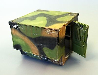 PLUS MODEL #451 Container SC-250 für Diorama in 1:35