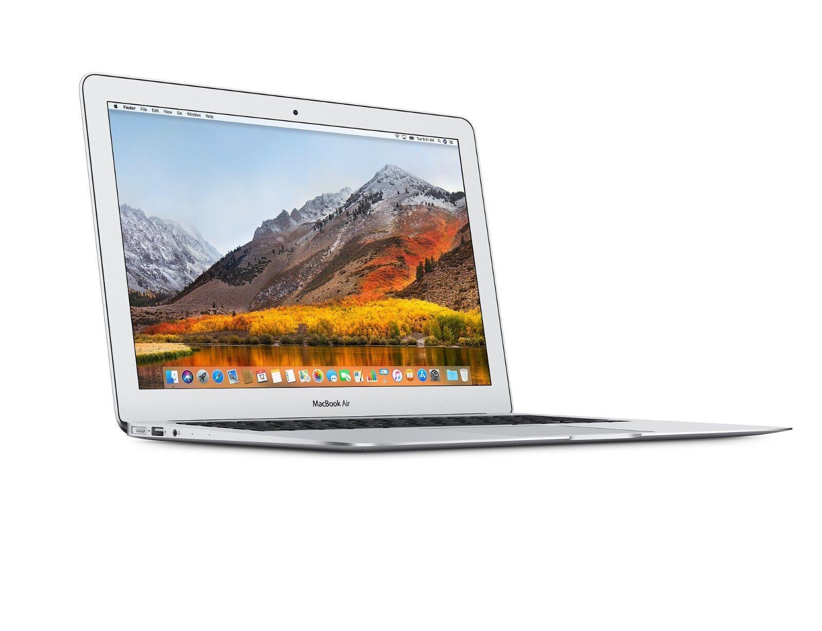 "BrandNewSeald Apple MacBook Air Latest Model MQD32LL/A-13.3""-i5-8GB-128GB-Silver"