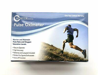 Roscoe Medical - Fingertip Pulse Oximeter - 1981 - New