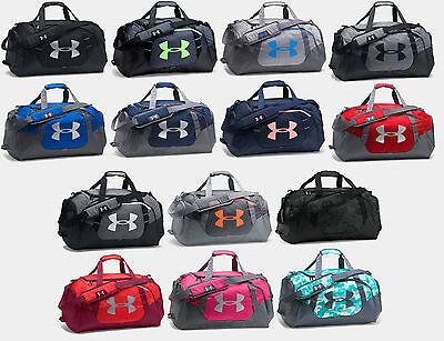 dd9e158cd7a8 Under Armour UA Undeniable 3.0 Medium Duffle Bag All Sport Duffel Gym Bag