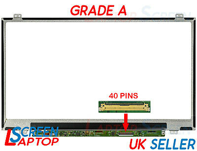 Replacement HP Compaq NoteBook PC 15 R111NA Laptop Screen 15.6
