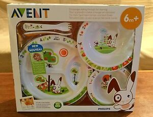 Avent Toddler Mealtime Set Stafford Heights Brisbane North West Preview