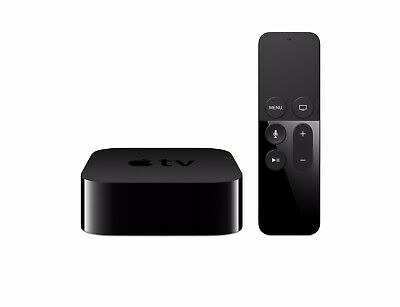 Apple Tv 4Th Generation 32Gb 1080 Hd Media Streamer With Siri Remote Free Ship