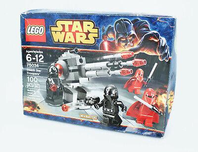 Lego Death Star Troopers 75034 Star Wars Episode 4/5/6 Set