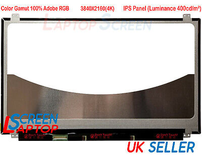 """DELL ALIENWARE DCN-02DK4K Screen Replacement 17.3"""" UHD LED LCD IPS Display Panel"""
