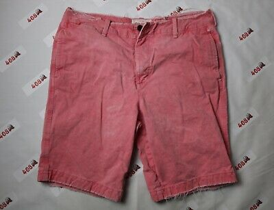Abercrombie & Fitch Shorts Adult 36 Pink