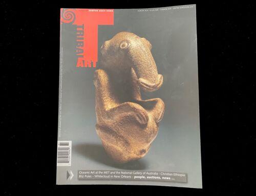 TRIBAL ART MAGAZINE #47 WINTER 2008 OCEANIC ART MET BISJ POLES CAMEROON ETHIOPIA