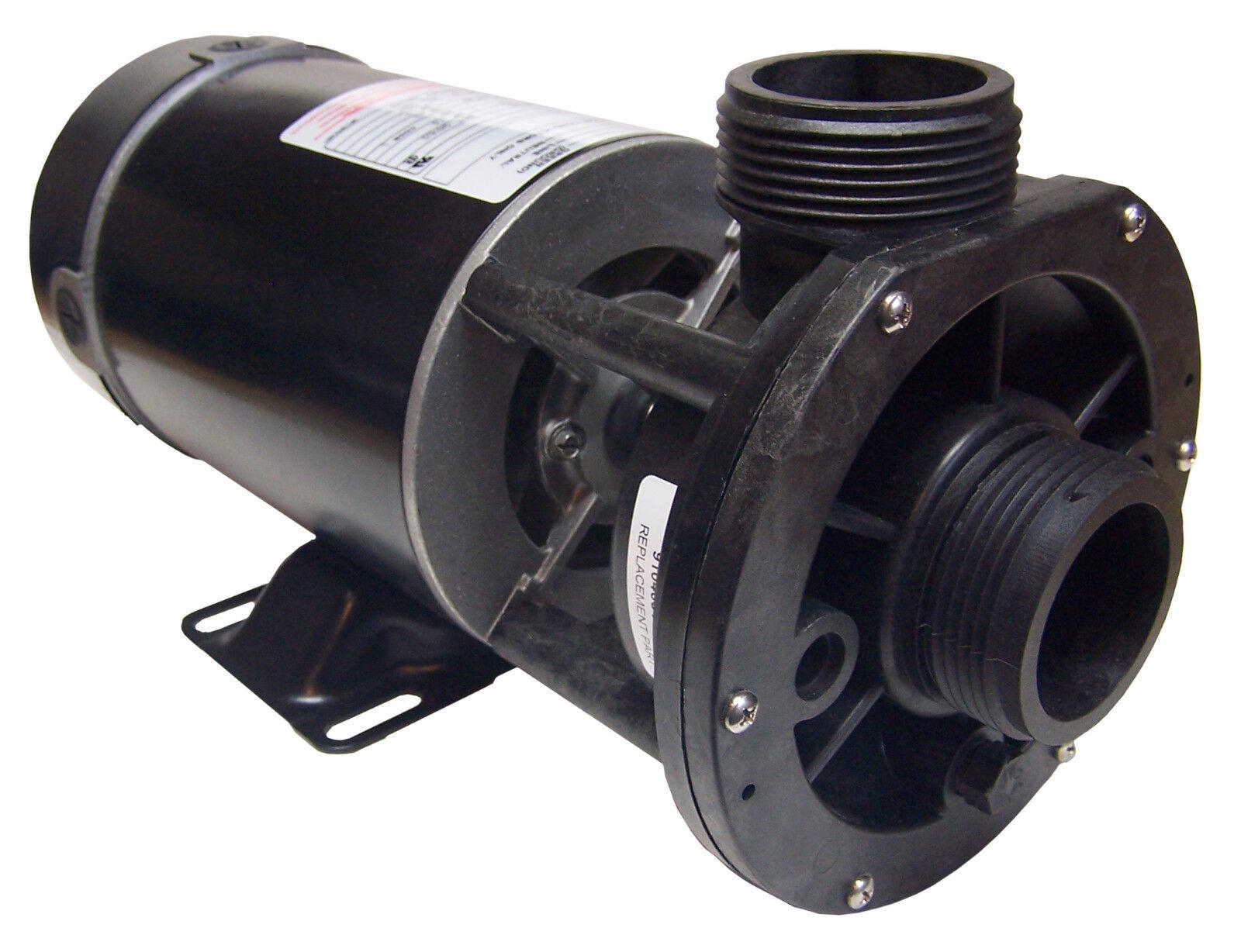 Spa Hot Tub Pump - Aqua-Flo, FMCP, 1HP , 1 Speed, 115 Volts,