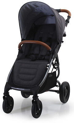 Valco Baby Snap 4 Trend Compact Fold Lightweight Single Stroller Charcoal NEW, used for sale  Norwalk