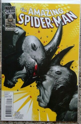 The Amazing Spiderman #625 - NM or better