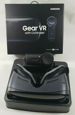 Samsung Gear VR with Controller (2017 edition)