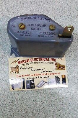 General Electric 112a526p1 Sump Pump Switch Box1911