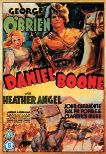 George O'Brien - Daniel Boone