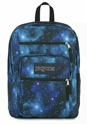 New JanSport Big Student Backpack -- Galaxy